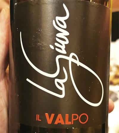 Valpolicella La Giuva il Valpo 2018 Красное вино отзыв