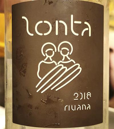Vigneto Due Santi Zonta Rivana Breganze DOC 2018 Отзыв белое вино