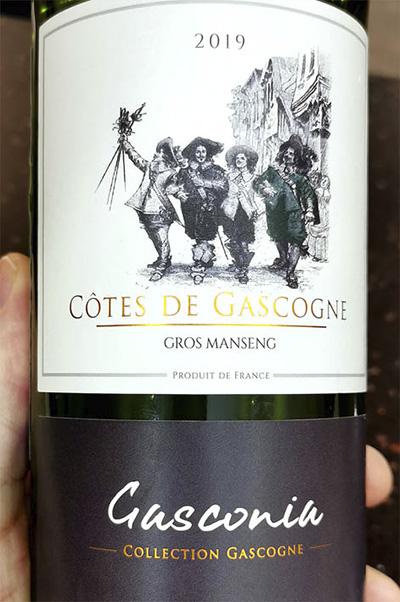 Borie-Manoux Cotes de Gascogne Gros Manseng Moelleux 2019 Белое вино отзыв