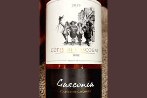 Borie-Manoux Gasconia Rose Cotes de Gascogne 2019 Розовое вино отзыв