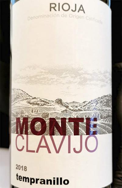 Monte Clavijo Tempranillo 2018 Красное вино отзыв