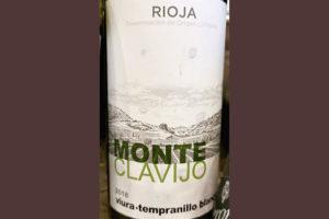 Monte Clavijo Viura Tempranillo blanco 2018 Белое вино отзыв