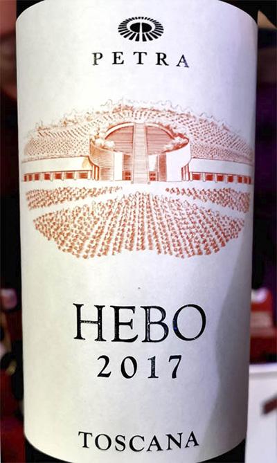 Petra Hebo Toscana Rosso 2017 Красное вино отзыв