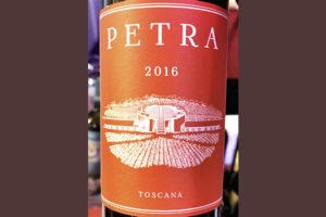 Petra - Petra Toscana Rosso 2016 Красное вино отзыв