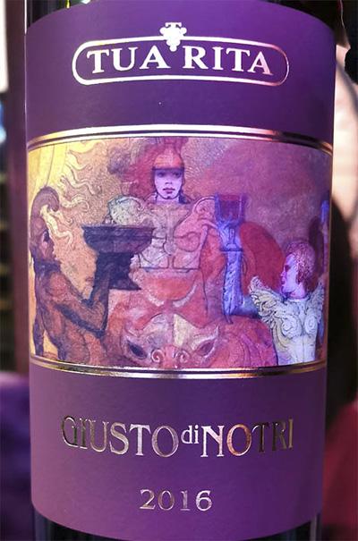 Tua Rita Gusto di Notri 2016 Красное вино отзыв