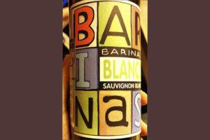 Barinas Sauvignon Blanc blanco 2019 Белое вино отзыв