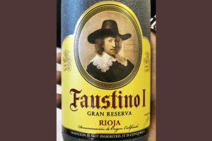 Faustino I Gran Reserva Rioja Cosecha 2009 Красное вино отзыв