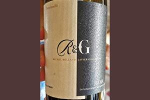 R&G Michel Rolland Javier Galarreta Tempranillo Rioja 2012 Красное вино отзыв