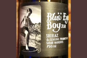Sarah Marquis Mollydooker Blue Eyed Boy Shiraz 2018 Красное вино отзыв