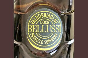 Bellussi Valdobbiadene Prosecco superiore extra dry Игристое вино отзыв