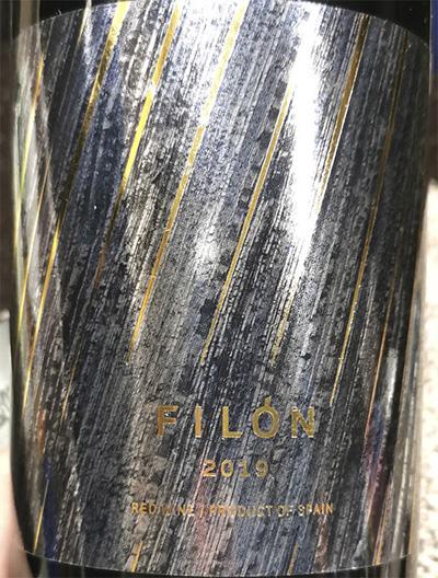 Filon Wine of Spain 2019 Красное вино отзыв