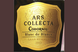 Codorniu Ars Collecta Blanc de Blancs Gran Reserva 2015 Белое вино отзыв