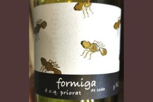 Domini de la Cartoixa Formiga de Seda DOQ Priorat 2018 Белое вино отзыв