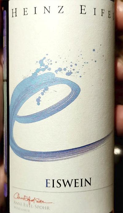 Heinz Eifel Eiswein 2016 Белое вино отзыв