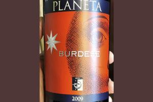 Planeta Burdese 2009 Красное вино отзыв