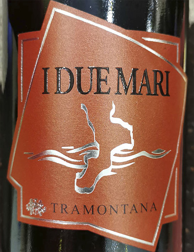 Vinicola Tramontana I Due Mari Calabrese 2018 Красное вино отзыв