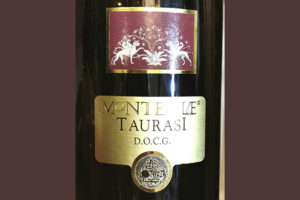 Colli Irpini Montesole Taurasi DOCG 2013 Красное вино отзыв