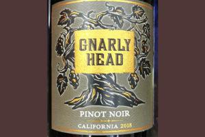 Gnarly Head Pinot Noir California 2018 Красное сухое вино отзыв