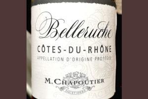 M. Chapoutier Belleruche Cotes-du-Rhone 2019 Белое вино отзыв