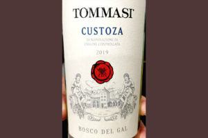 Tommasi Custoza Bosco del Gal 2019 Белое полусухое вино отзыв