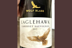 Wolf Blass Eaglehawk Cabernet Sauvignon 2017 Красное вино отзыв