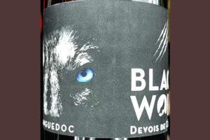 Black Wolf Devois de Ceceles Languedoc 2018 Красное сухое вино отзыв
