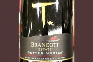 Brancott Estate Letter Series T Pinot Noir 2017 Красное сухое вино отзыв