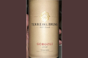 Fattoria Pogni Terre del Bruno Gorgoli Toscana 2016 Красное сухое вино отзыв