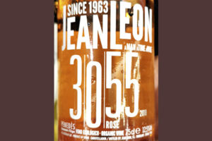 Jean Leon 3055 Rose Vino ecologico 2018 Розовое сухое вино отзыв