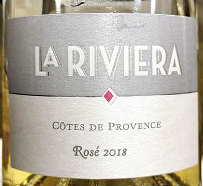La Riviera Cotes de Provence Rose 2018 Розовое сухое вино отзыв