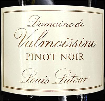 Louis Latour Domaine de Valmoissine Pinot Noir 2018 Красное сухое вино отзыв