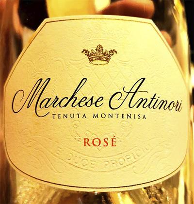 Marchese Antinori Franciacorta Brut Rose DOCG Игристое вино розовое брют отзыв