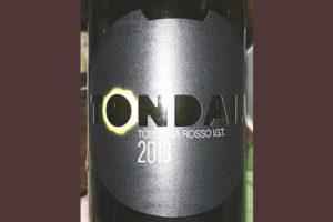 Tenuta Tondaia rosso Toscana 2013 Красное сухое вино отзыв