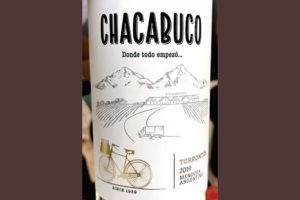 Chacabuco Torrontes Mendoza Argentina 2019 Белое сухое вино отзыв