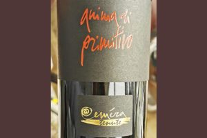 Claudio Quarta Cemera Tenute Anima di Primitivo di Manduria 2017 Красное сухое вино отзыв