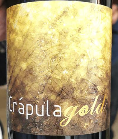 Crapula Gold 5 DOP 2018 Красное сухое вино отзыв