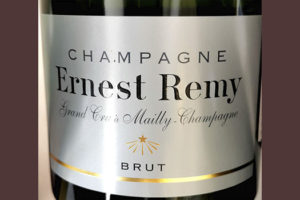 Ernest Remy Champagne Grand Cru Brut Белое шампанское вино брют отзывErnest Remy Champagne Grand Cru Brut Белое шампанское вино брют отзыв