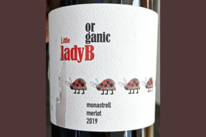 Little Lady B Monastrell Merlot 2019 Красное сухое вино отзыв