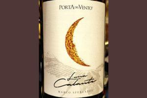 Marco Sperlazzo Luna Calante Porta del Vento bio 2019 Белое сухое вино отзыв