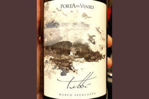 Marco Sperlazzo Trebbi Porta del Vento bio 2017 Белое сухое вино отзыв