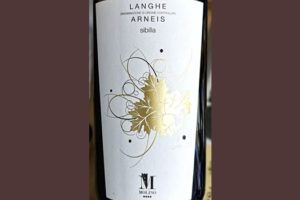 Molino Arneis Sibilla Langhe 2018 Белое сухое вино отзыв