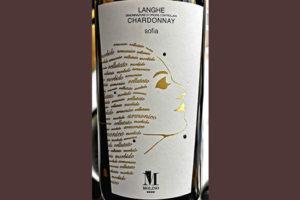 Molino Sofia Chardonnay Langhe 2018 Белое сухое вино отзыв