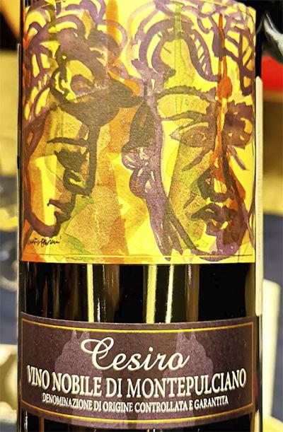 Podere della Bruciata di Rossi Andrea Cesiro Vino Nobile di Montepulciano Bio 2016 Красное сухое вино отзыв