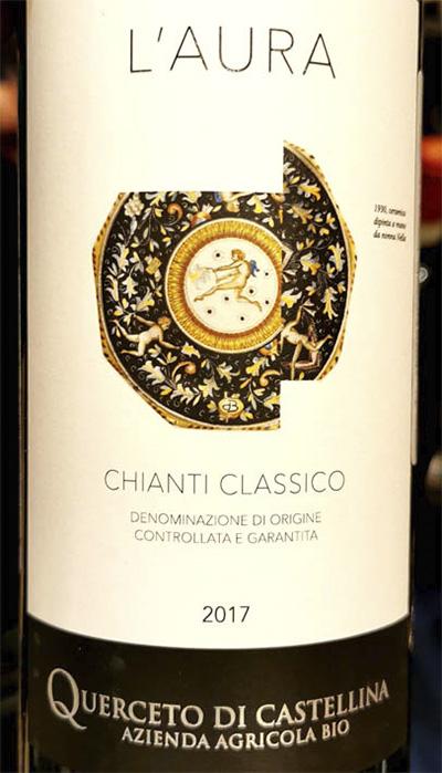 Querceto di Castellina L'Aura Chianti Classico 2017 Красное сухое вино отзыв