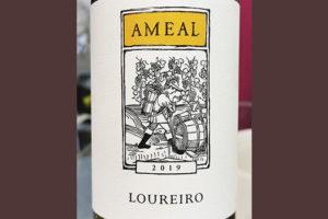Quinta do Ameal Loureiro 2019 Белое сухое вино отзыв