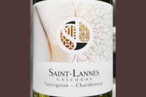 Saint-Lannes Chardonnay Gascogne 2019 Белое сухое вино отзыв