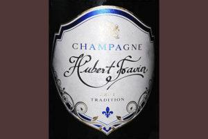 Champagne Hubert Favier Brut Tradition Белое шампанское брют отзыв