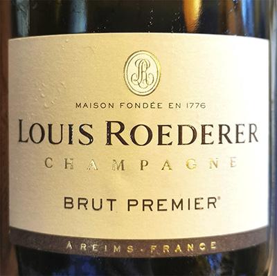 Louis Roederer Champagne Brut Premier 2016 Белое шампанское вино отзыв