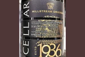 Millstream Original Cellar Выдержанное белое брют 2018 Белое сухое вино отзыв