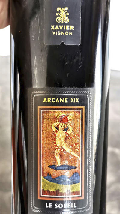 Xavier Vignon Arcane XIX Le Soleil 2015 Красное сухое вино отзыв